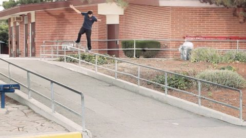 "Rough Cut: Trevor McClung's ""Album"" Part - ThrasherMagazine"