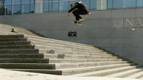 "Rough Cut: Youness Amrani's ""Comfort Zone"" Part 
