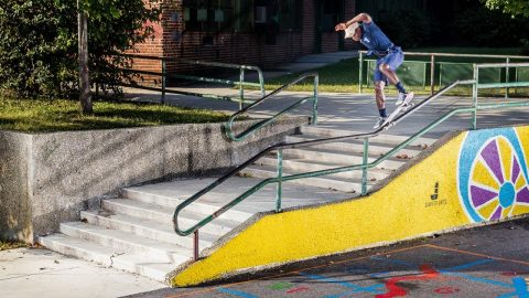 "Rough Cut: Zion Wright's ""REAL"" Part 