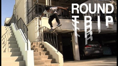 """Round Trip"" The Skate Video 
