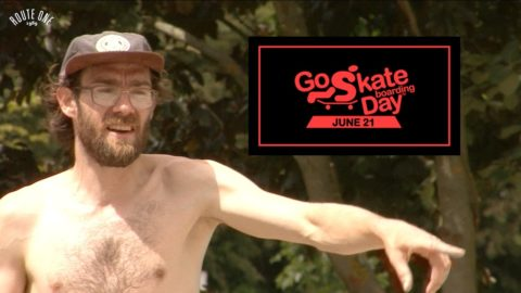 Route One: Go Skate Day 2016