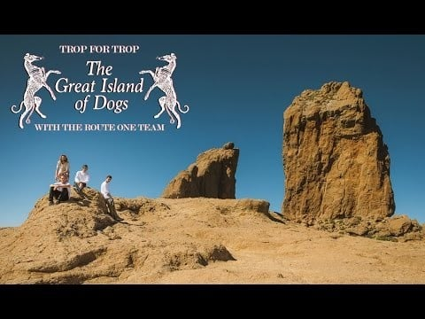 Route One in Gran Canaria: The Great Island of Dogs