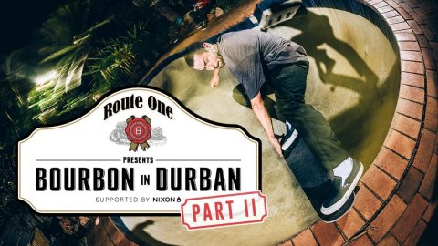 Route One presents 'Bourbon in Durban' Supported by Nixon Part 2 | Route One