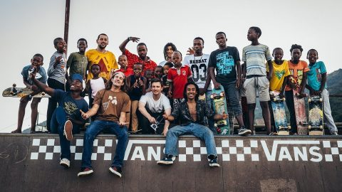 Route One Skate Team Visit Skateistan and Indigo Skate Project | Route One