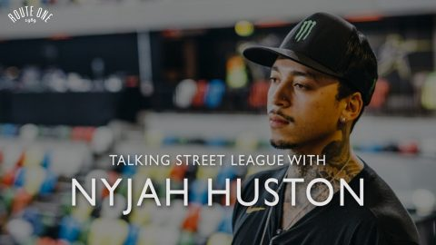 Route One: Talking Street League with Nyjah Huston - Route One