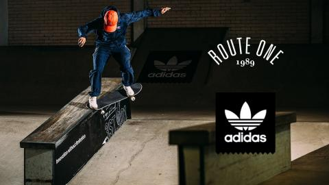 Route One x Adidas 3ST Wear Test - Route One