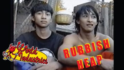 Rubbish Heap 1989 FULL VIDEO - World Industries | World Industries