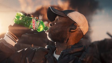 Rush for 2XP | Mountain Dew