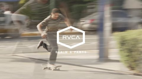 RVCA Denim & Pants | Worn Your Way | rvca