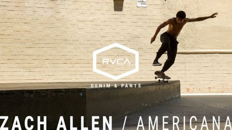 RVCA Denim & Pants | Zach Allen for the Americana Fit | rvca
