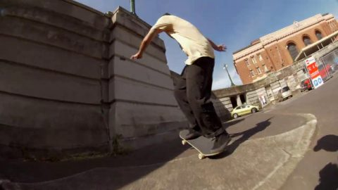 RVCAustralia Skate Team NZ Tour // WLG - AKL | rvca