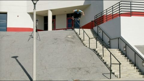 Ryan Alvero - Welcome to BONES WHEELS - BONES WHEELS