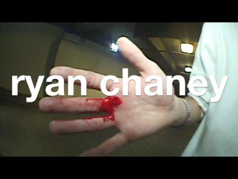 Ryan Chaney Lockdown Part | TransWorld SKATEboarding - TransWorld SKATEboarding