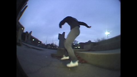 Ryan Chaney Solo Part for Lockdown - Lockdown Skateboards