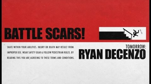 Ryan Decenzo's Battle Scars | Tomorrow... | The Berrics