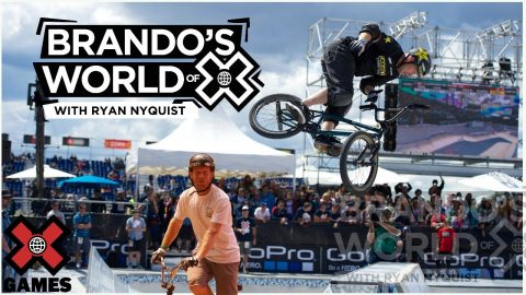 RYAN NYQUIST: I'm Afraid of Heights | World of X Games | X Games