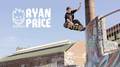 Ryan Price for Spitfire Wheels UK - Vimeo / Pixels's videos