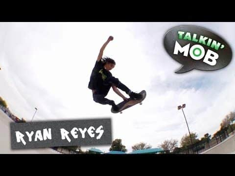 Ryan Reyes: Talkin' Graphic MOB Grip - Mob Grip
