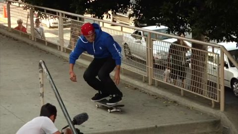 Ryan Sheckler B Roll Wednesday's | Plan B Skateboards