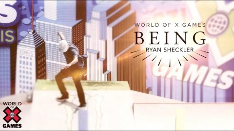 Ryan Sheckler: BEING | World of X Games | X Games