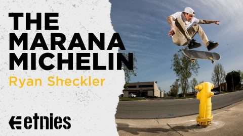 Ryan Sheckler for the etnies Marana Michelin | etnies