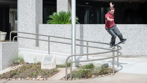 "Ryan Thompson's "" The Ryan, Brian and Mark Video"" Part - ThrasherMagazine"