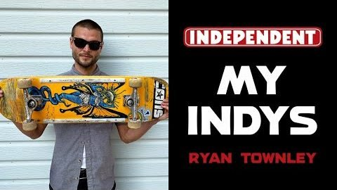 Ryan Townley Crushin' Curbs | My Indys | Independent Trucks