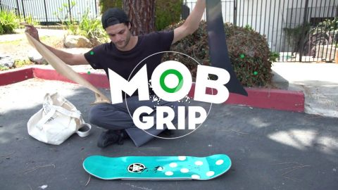 Ryan Townley: Graphic MOB Grip | Mob Grip