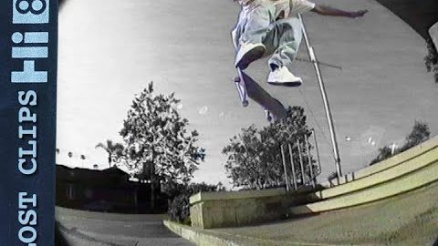 Sal Barbier Lost Skateboarding Clips Plan B Second Hand Smoke | Skateintheday