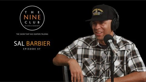 Sal Barbier | The Nine Club With Chris Roberts - Episode 57 - The Nine Club