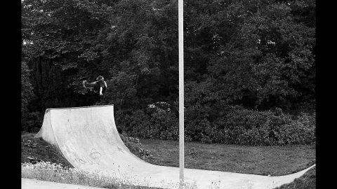 Sam Pulley - Bryn Transition - CRV WKD | Vague Skate Mag