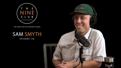 Sam Smyth | The Nine Club With Chris Roberts - Episode 116 | The Nine Club