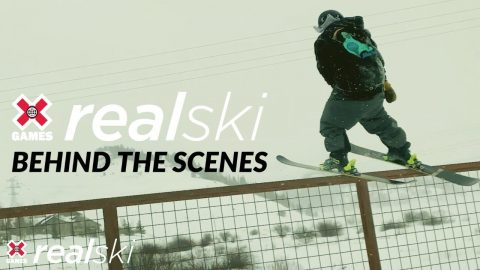 Sam Zahner Behind The Scenes: REAL SKI 2020 | World of X Games | X Games