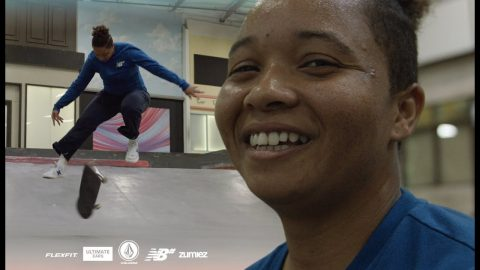 Samarria Brevard In Super Slow-Mo | WBATB | The Berrics