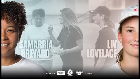 Samarria Brevard & Liv Lovelace: Head To Head | WBATB | The Berrics
