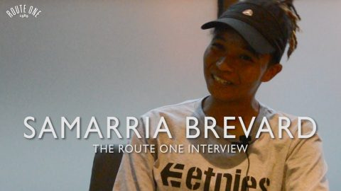 Samarria Brevard: The Route One Interview - Route One
