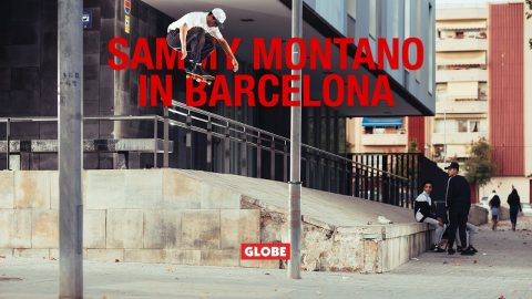 Sammy Montano in Barcelona | Surplus | Globe - GLOBE