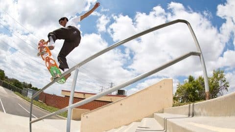 "Sammy Montano's ""Welcome to AWS"" Part - ThrasherMagazine"