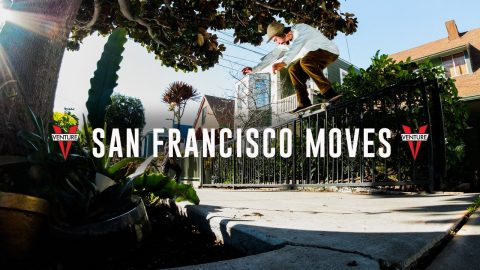 SAN FRANCISCO MOVES | Venture Trucks