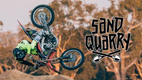 Sand Quarry | Monster Energy | Monster Energy