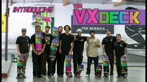 "Santa Cruz Introduces ""The Best Skateboard You Will Ever Ride"" 