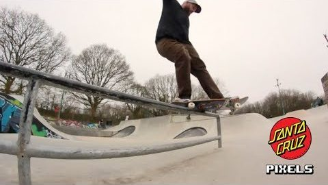 Santa Cruz Skateboards EU: Marc Churchill | Pixels