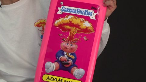 Santa Cruz Skateboards | Garbage Pail Kids Unboxing - Santa Cruz Skateboards