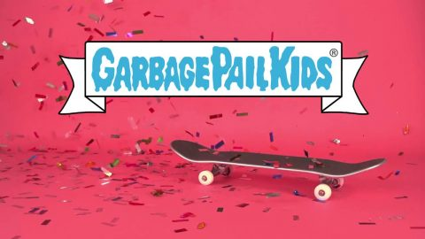 Santa Cruz Skateboards x Garbage Pail Kids - Santa Cruz Skateboards