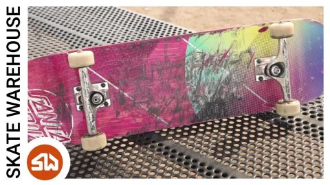 Santa Cruz VX Deck Review | Skate Warehouse