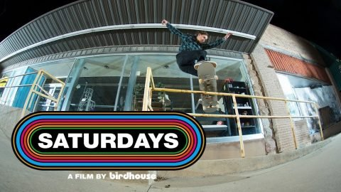Saturdays - Tony Hawk, Lizzie Armanto, Ben Raybourn - Trailer - Echoboom Sports