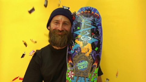 SC HASLAM GUEST 12 2018 YouTube | Santa Cruz Skateboards
