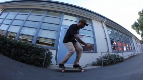 Scarred Skateboards: Tyrone Olson | True Skateboard Mag