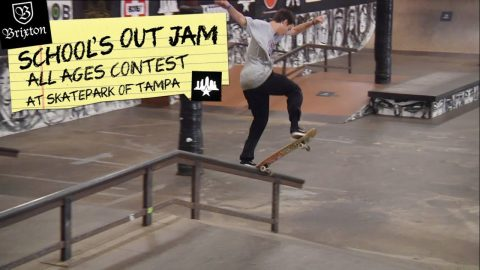 School's Out Jam All Ages Contest 2019 | Skatepark of Tampa