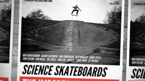 Science - The Important Nothing (Full Video). | Science Skateboards